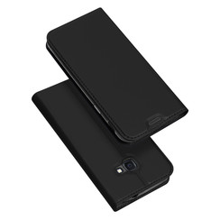 Samsung Galaxy Xcover 4S hoesje - Dux Ducis Skin Pro Book Case - Zwart