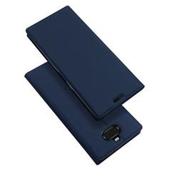 Sony Xperia 10 case - Dux Ducis Skin Pro Book Case - Blue