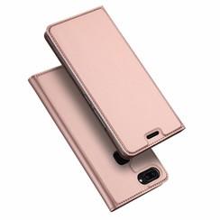 Vivo X20 case - Dux Ducis Skin Pro Book Case - Pink