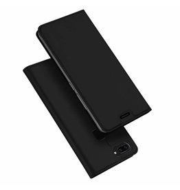 Dux Ducis Vivo X20 case - Dux Ducis Skin Pro Book Case - Black