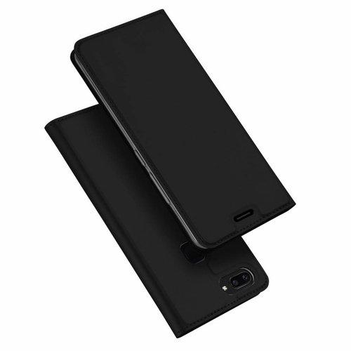 Dux Ducis Vivo X20 hoesje - Dux Ducis Skin Pro Book Case - Zwart