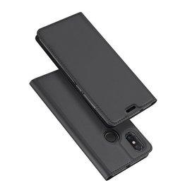 Dux Ducis Xiaomi Mi 8 SE case - Dux Ducis Skin Pro Book Case - Grey