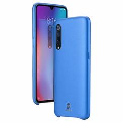 Xiaomi Mi 9 case - Dux Ducis Skin Lite Back Cover - Blue