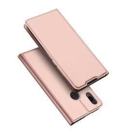 Dux Ducis Xiaomi Mi Play case - Dux Ducis Skin Pro Book Case - Rosé-Gold