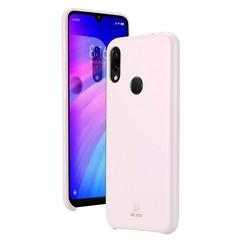 Xiaomi Redmi 7 hoes - Dux Ducis Skin Lite Back Cover - Roze