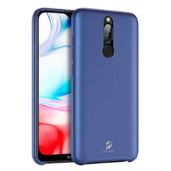 Xiaomi Redmi 8 case - Dux Ducis Skin Lite Back Cover - Blue