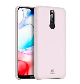 Dux Ducis Xiaomi Redmi 8 case - Dux Ducis Skin Lite Back Cover - Pink