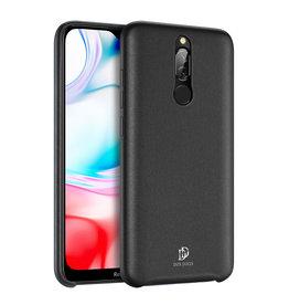Dux Ducis Xiaomi Redmi 8 case - Dux Ducis Skin Lite Back Cover - Black
