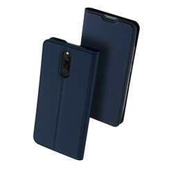Xiaomi Redmi 8 hoesje - Dux Ducis Skin Pro Book Case - Blauw