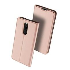 Xiaomi Redmi 8 case - Dux Ducis Skin Pro Book Case - Rose Gold