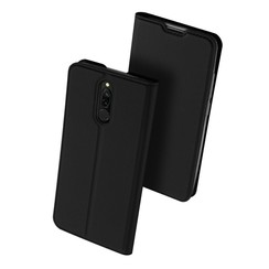 Xiaomi Redmi 8 hoesje - Dux Ducis Skin Pro Book Case - Zwart