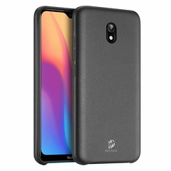 Xiaomi Redmi 8a case - Dux Ducis Skin Lite Back Cover - Black
