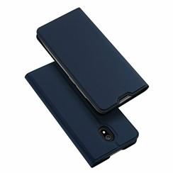 Xiaomi Redmi 8A hoesje - Dux Ducis Skin Pro Book Case - Donker Blauw