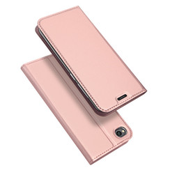 Xiaomi Redmi Go case - Dux Ducis Skin Pro Book Case - Rosé-Gold