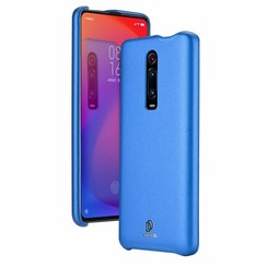Xiaomi Redmi K20 Pro hoes - Dux Ducis Skin Lite Back Cover - Blauw