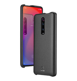 Dux Ducis Xiaomi Redmi K20 Pro case - Dux Ducis Skin Lite Back Cover - Black