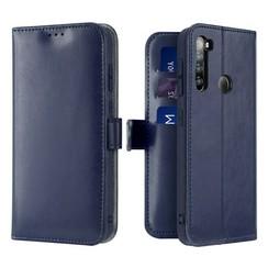 Xiaomi Redmi Note 8 hoesje - Dux Ducis Kado Wallet Case - Blauw