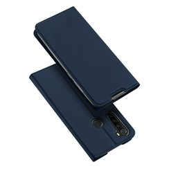 Xiaomi Redmi Note 8 hoesje - Dux Ducis Skin Pro Book Case - Blauw