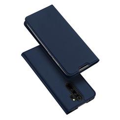 Xiaomi Redmi Note 8 Pro hoesje - Dux Ducis Skin Pro Book Case - Donker Blauw