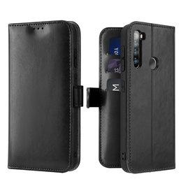 Dux Ducis Xiaomi Redmi Note 8T case - Dux Ducis Kado Wallet Case - Black