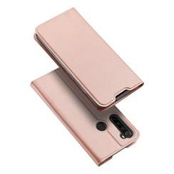 Xiaomi Redmi Note 8T case - Dux Ducis Skin Pro Book Case - Rosé Gold