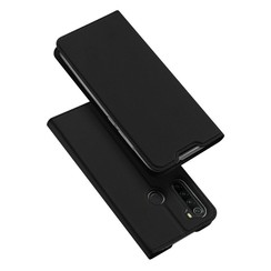 Xiaomi Redmi Note 8T case - Dux Ducis Skin Pro Book Case - Black