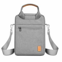 WIWU - Pioneer Tablet Tas - Tablet Sleeve - Reistas - Grijs