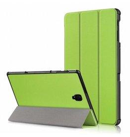 Case2go Samsung Galaxy Tab A 10.5 Tri-Fold Book Case Green