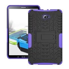 Samsung Galaxy Tab A 10.1 (2016/2018) Schokbestendige Back Cover Paars