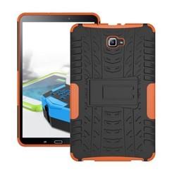 Samsung Galaxy Tab A 10.1 (2016/2018) Schokbestendige Back Cover Oranje