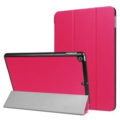 iPad 9.7 - Tri-Fold Book Case - Magenta