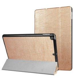 Case2go iPad 9.7 - Tri-Fold Book Case - Goud