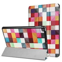 iPad 9.7 - Tri-Fold Book Case - Blocks