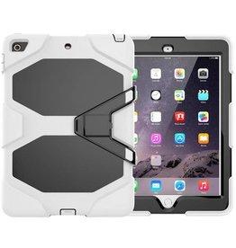 Case2go iPad 9.7 - Extreme Armor Case - Wit