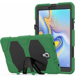 Case2go Samsung Galaxy Tab A 10.5 Extreme Armor Case Groen