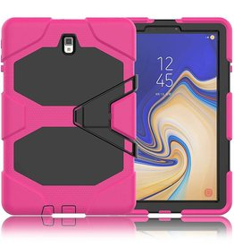 Case2go Samsung Galaxy Tab A 10.5 Extreme Armor Case Magenta