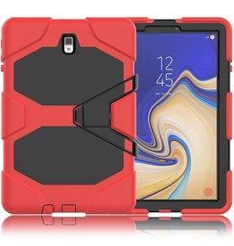 Case2go Samsung Galaxy Tab A 10.5 Extreme Armor Case Rood