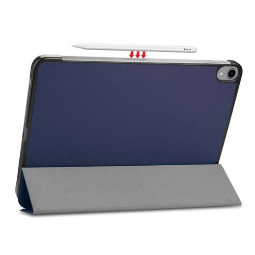 Cover2day Apple iPad Pro 11 hoes -  Tri-Fold Book Case - Donker Blauw