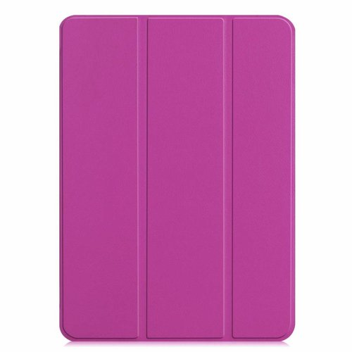 Cover2day Apple iPad Pro 11 hoes -  Tri-Fold Book Case - Paars