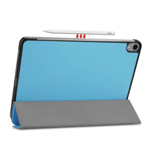 Cover2day Apple iPad Pro 11 hoes -  Tri-Fold Book Case - Licht Blauw