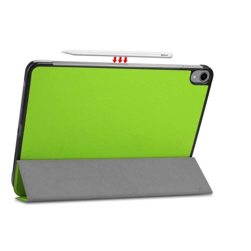 Cover2day Apple iPad Pro 11 hoes -  Tri-Fold Book Case - Groen