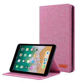 Case2go iPad Mini 4/5 (2019) hoes - Book Case met Soft TPU houder - Roze