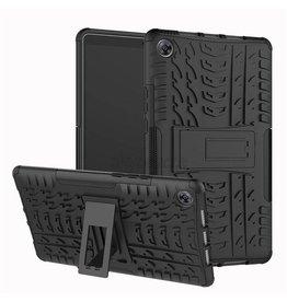 Case2go Apple iPad Pro 11 - Schokbestendige Back Cover - Zwart