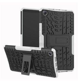Case2go Apple iPad Pro 11 - Schokbestendige Back Cover - Wit