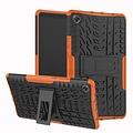 Cover2day Apple iPad Pro 11 - Schokbestendige Back Cover - Oranje