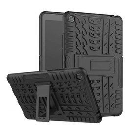 Case2go Xiaomi Mi Pad 4 - Schokbestendige Back Cover - Zwart