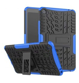 Case2go Xiaomi Mi Pad 4 - Schokbestendige Back Cover - Blauw