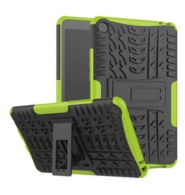 Case2go Xiaomi Mi Pad 4 - Schokbestendige Back Cover - Groen