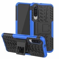 Xiaomi Mi 9 SE hoesje - Schokbestendige Back Cover - Blauw