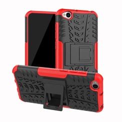 Xiaomi Redmi Go hoesje - Schokbestendige Back Cover - Rood